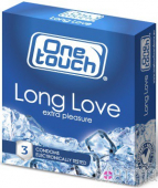 One Touch Long Love Презервативы, 3 шт